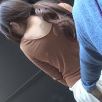 【無修正x個人撮影】人の奥さん愛奴1号 住宅街でイチャイチャしてたら清掃員に見られた!?興奮のままホテルに直行中出し【高画質レビュー特典有り】
