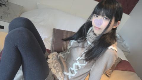 【個人撮影】さよこ25歳 黒髪ツインテールの長身スレンダー美人妻